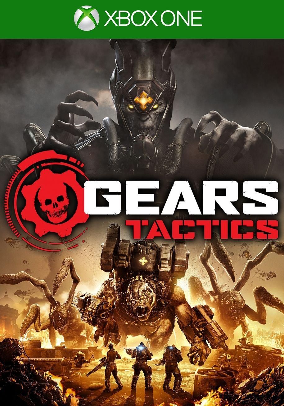 Gears Tactics w Xbox Game Pass od 10 listopada
