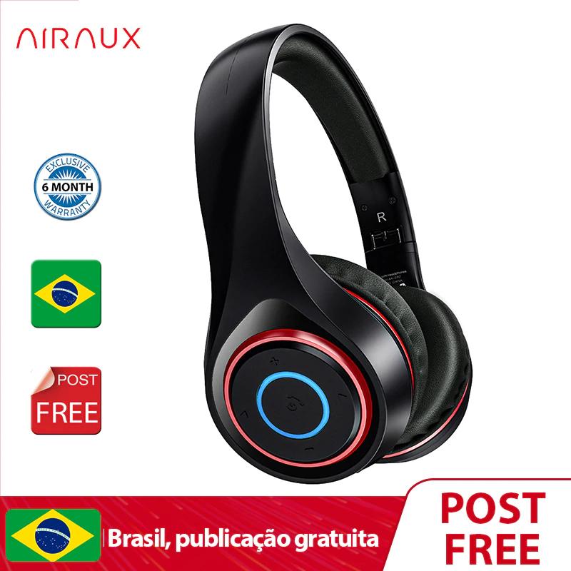 Słuchawki Bluetooth 5.0 BlitzWolf AIRAUX AA-ER2 @AliExpress