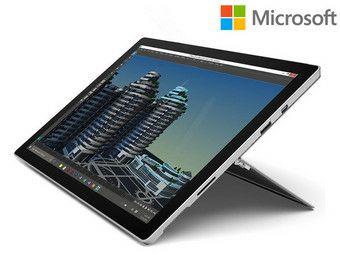 Microsoft Surface Pro 4 | i7 | 8 GB | 256 GB