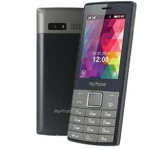 MYPHONE 7300 telefon komórkowy klasyczny o metalowej obudowie, odb.os. 0zł
