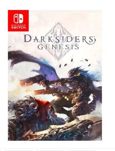 Gra Nintendo Switch Darksiders Genesis