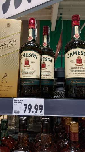 Whiskey, whisky Jameson 1L Kaufland