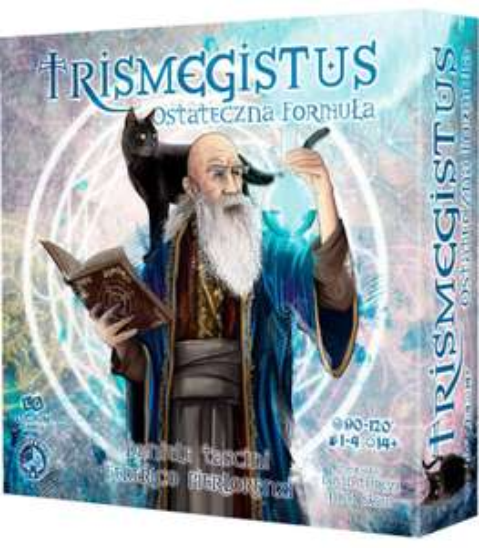 Gra Planszowa Trismegistus: Ostateczna Formuła