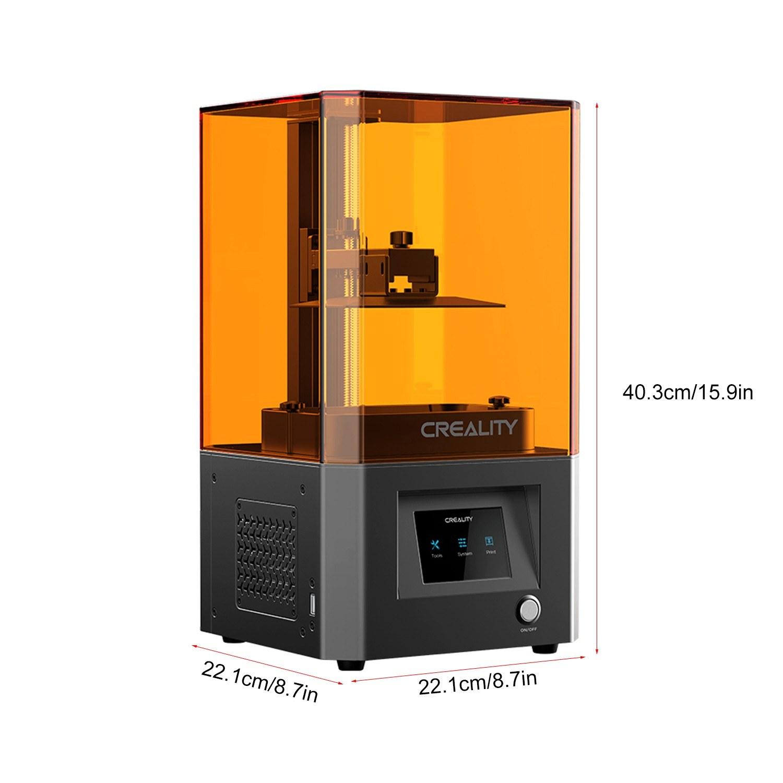 Drukarka 3D Creality 3D LD-002R UV Resin (żywiczna) - wysyłka z Niemiec @ Tomtop
