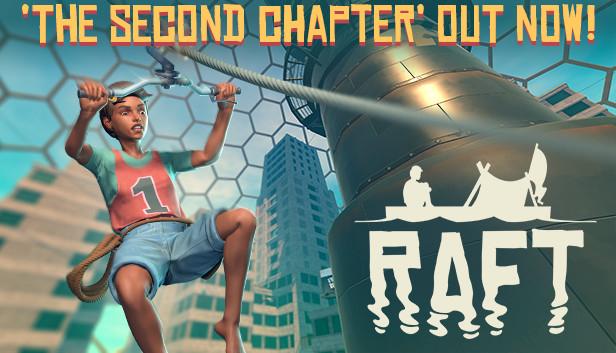 Raft na Steam za 48.23.