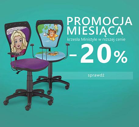 NowyStyl :: -20% na krzesła dziecięce