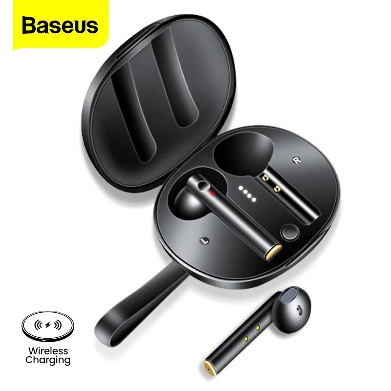 Baseus W05 TWS Bluetooth Headphones