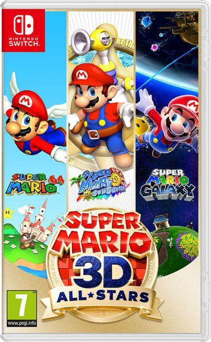 Gra Nintendo Super Mario 3D All Stars + darmowa dostawa