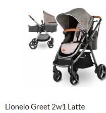 Lionelo z rabatem 15% na wszystkie produkty