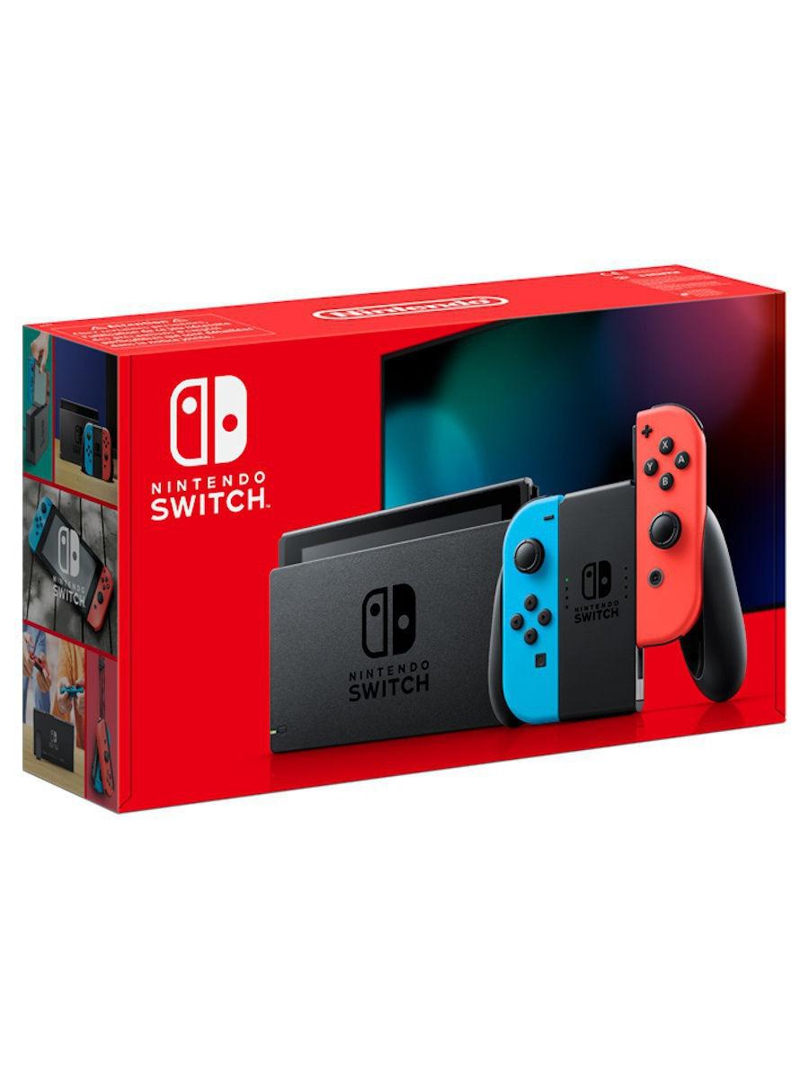 Konsola Nintendo Switch v2 za 1172,94zł z darmową wysyłką @ Wildberries