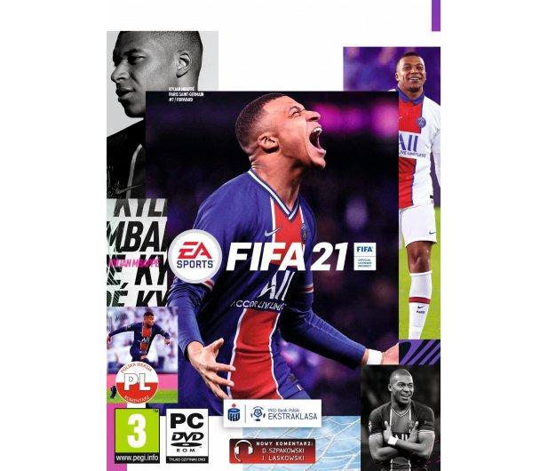 FIFA 21 na PC 199 zł, Xbox / PS 215 zł