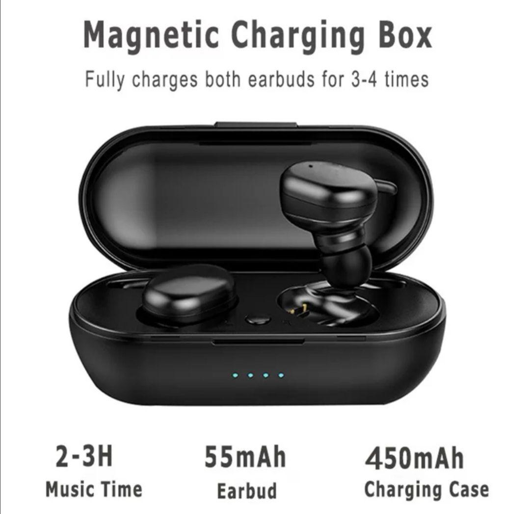 Słuchawki bezprzewodowe Auriculares TWS $5,99