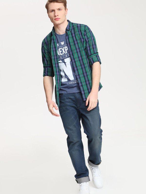 Męska koszula za 23,99zł + opcja darmowej dostawy @ Top Secret