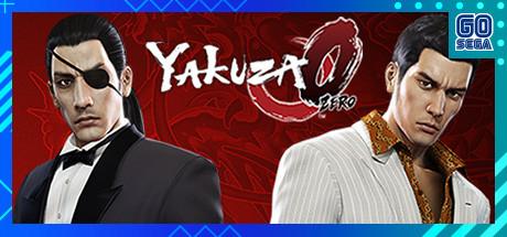 Yakuza 0 (SEGA) STEAM PC i inne z serii w promocji