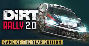 DiRT Rally 2.0 GOTY (Season 1/2/3/4 + Colin McRae FLAT OUT Pack)