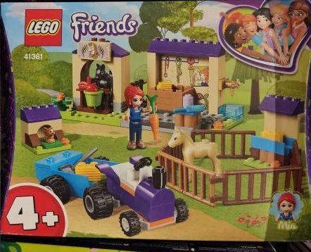 41361 Lego Friends Stajnia ze źrebakami