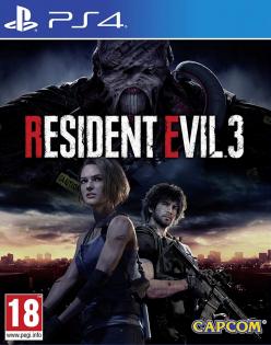Resident Evil 3 Playstation 4 PS4 ultima.pl