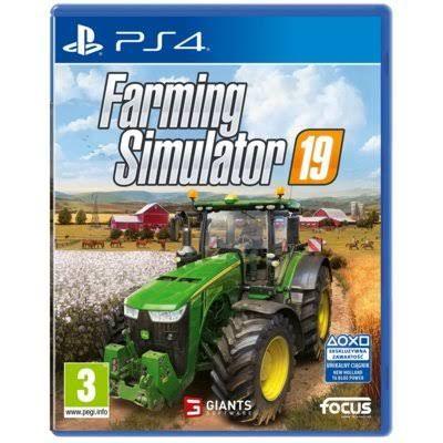 Farming simulator 2019 ps4 Media Expert