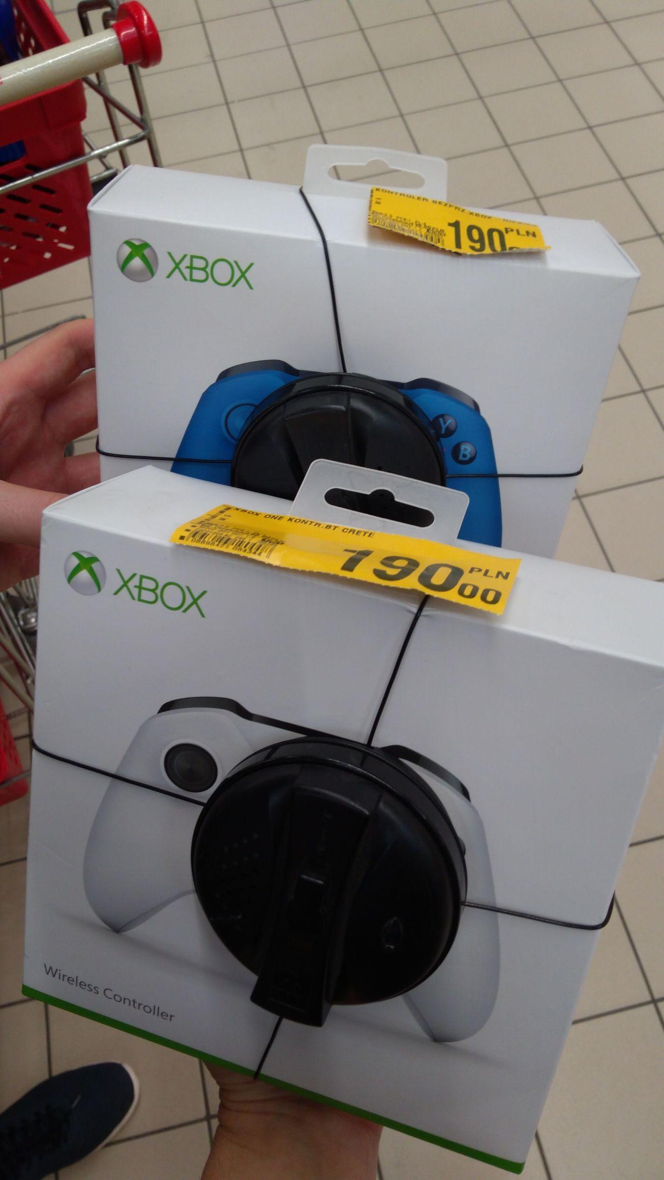 Xbox one kontroler bezprzewodowy - Auchan Lublin felicity