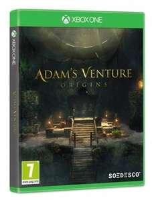 Adam's Venture Origins PL Xbox One