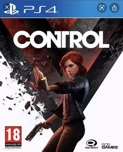 Control PS4 - Empik