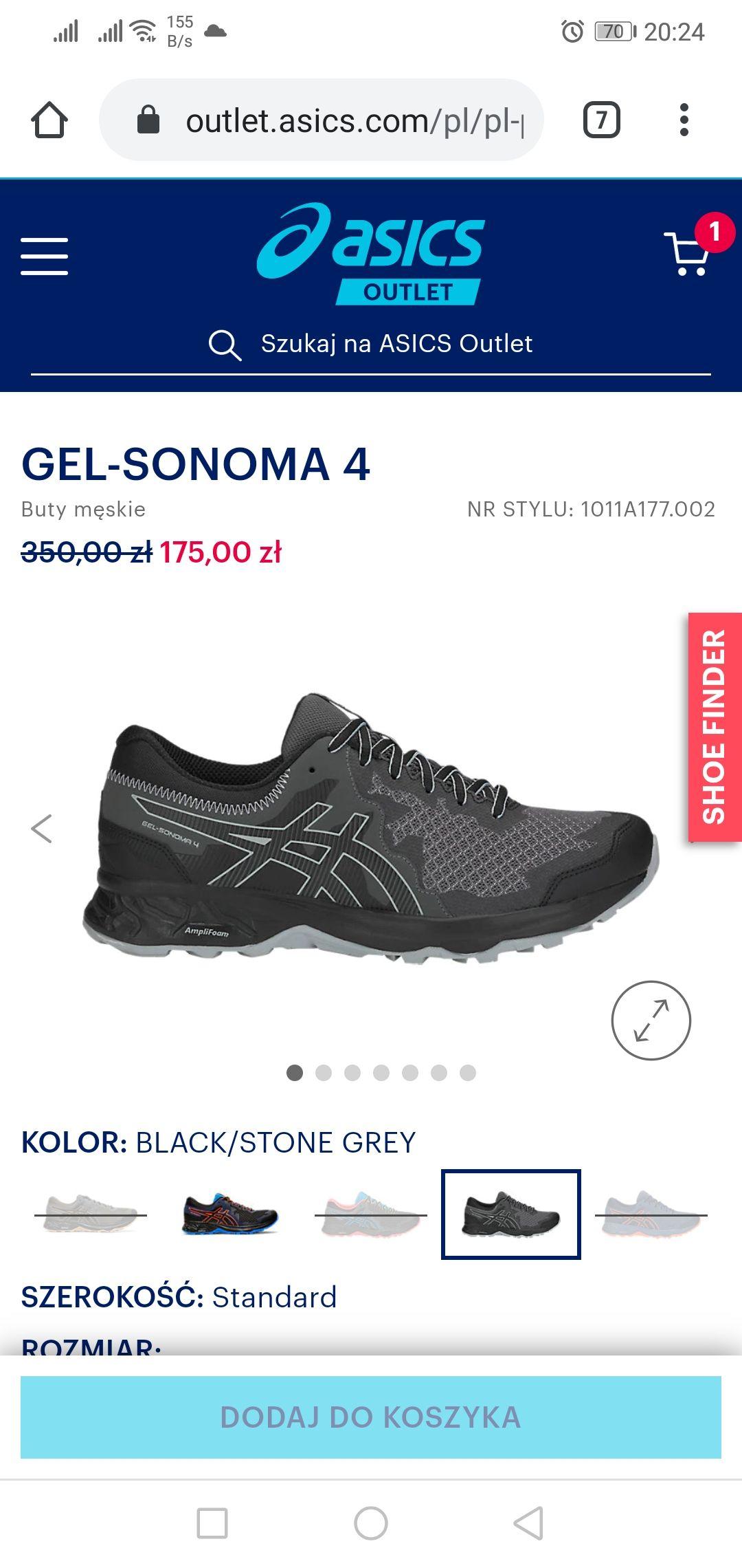 Asics GEL-SONOMA 4