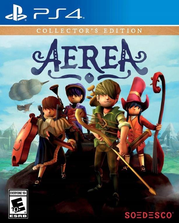 AereA Collector's Edition PL PS4/Xbox One za 18,99 zł