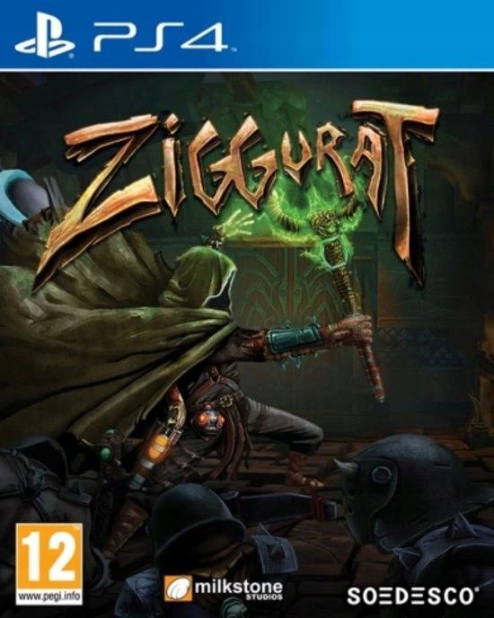 Ziggurat PL PS4