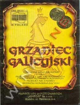 Grzaniec Galicyjski 1l, 8.99 Tesco