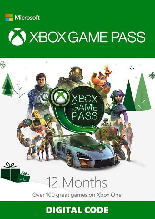 12 miesięcy XBOX Game Pass dla nowych i starych użytkowników