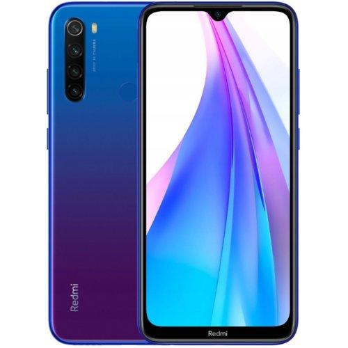 smartfon XIAOMI Redmi Note 8T 4/64GB Niebieski + smartband MI BAND 4C CZARNA
