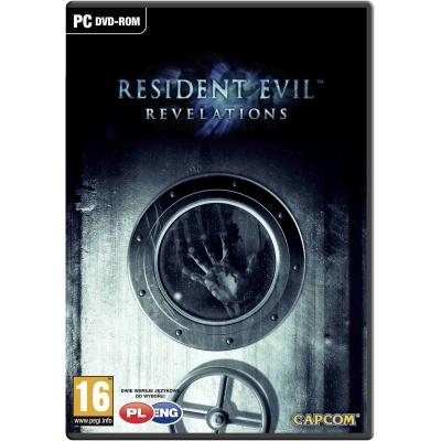 Resident Evil Revelations PC PL Steam