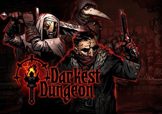 Darkest Dungeon, dodatki oraz Ancestral Edition taniej @ GAMIVO/Steam