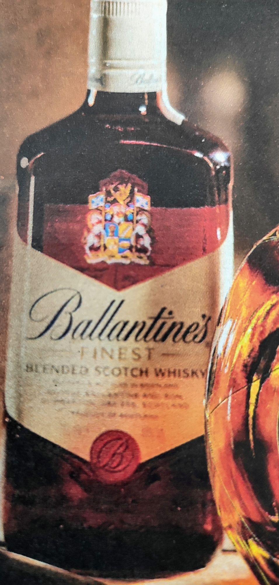 Whisky Ballantine's 0,7l MAKRO