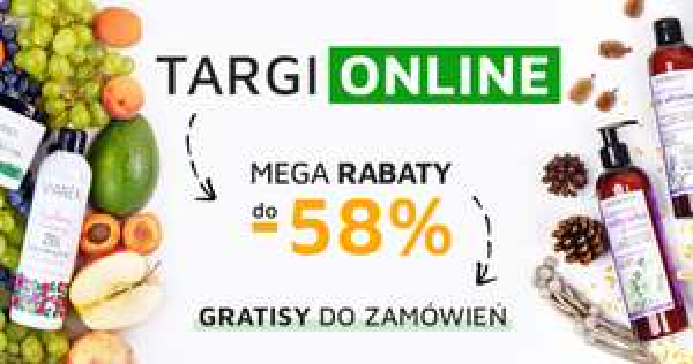 SYLVECO - Kosmetyki naturalne do -58% taniej oraz GRATISY do zamówień