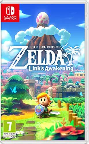 Zelda Link's Awakening Remake [ Nintendo Switch ] - Amazon Hiszpana - wersja pudełkowa