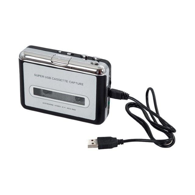 Konwerter kaset magnetofonowych do MP3- Ibox ICAC02, odbiór osobisty 0zł (Smyk)