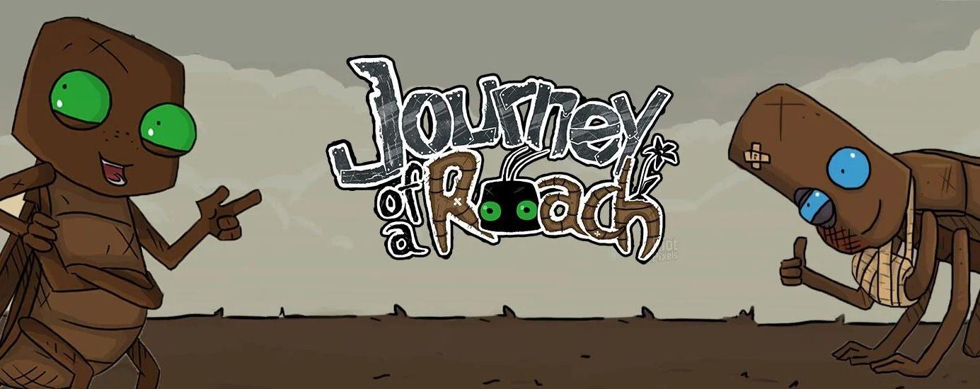Journey of a Roach za darmo @Indie Gala