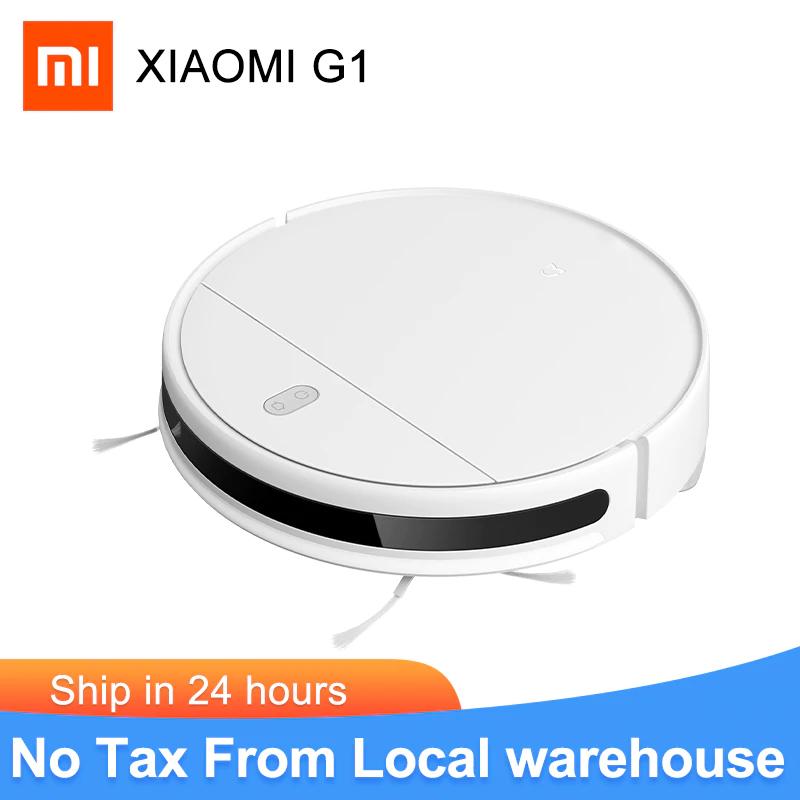 Odkurzacz automatyczny Xiaomi G1 mopowanie + mapa + Mi Home + wysyłka z EU za $151.99