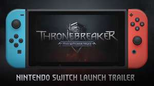 Thronebreaker: The Witcher Tales na Nintendo Switch