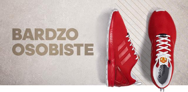 Darmowa personalizacja butów z linii Originals oraz Futbol + darmowa dostawa @ Adidas
