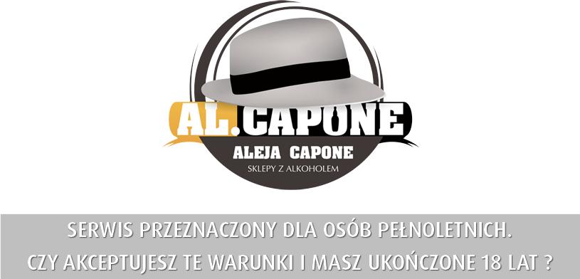 Wódka Korona Polska 1,75l Al Capone