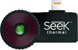Kamera termowizyjna Seek Thermal Pro FF for iOS, chalkogenidkowa soczewka, zakres -40:+330 st.C