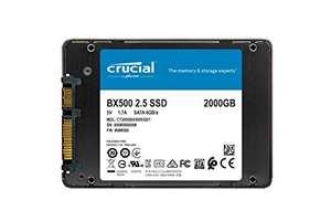 Amazon Prime! Dysk SSD Crucial BX500 2 TB CT2000BX500SSD1