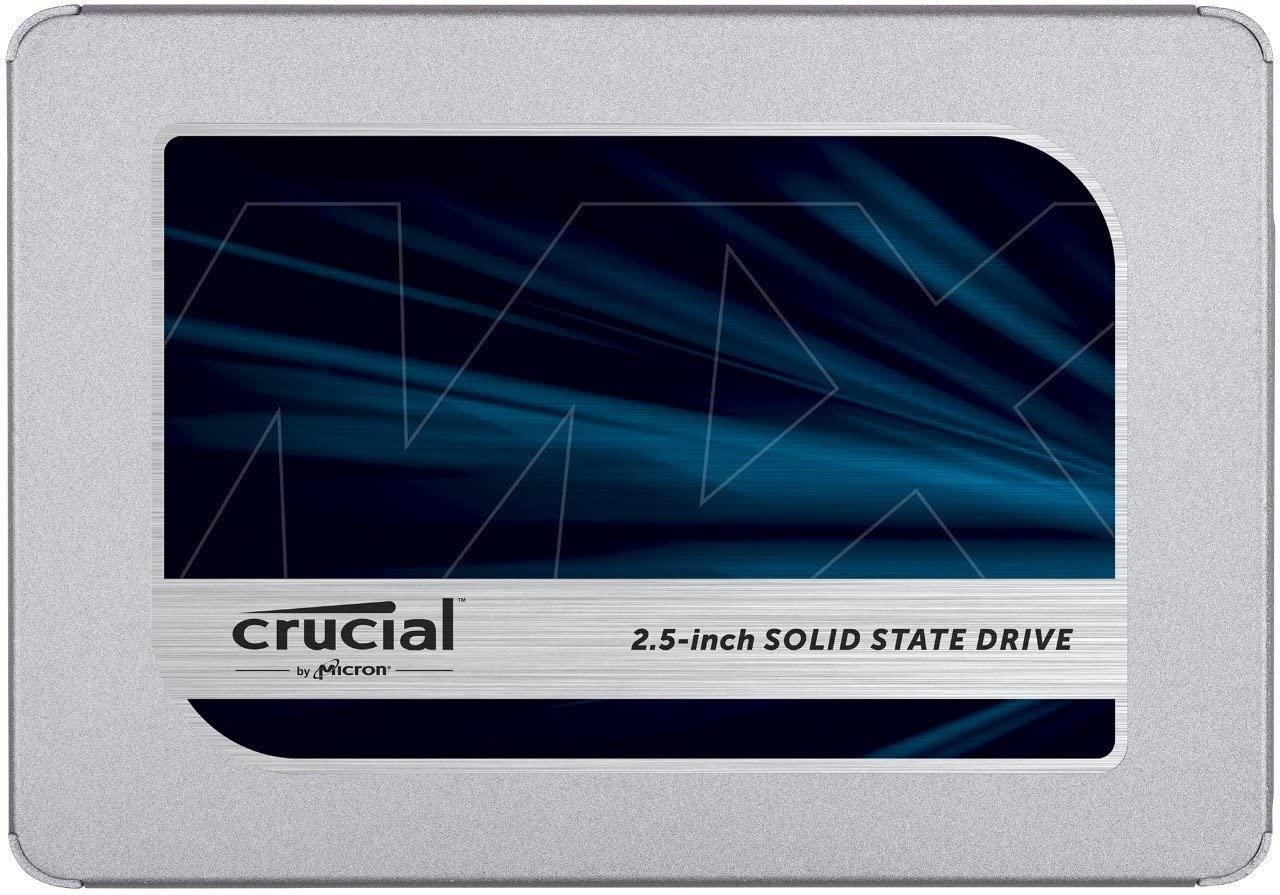 Dysk SSD Crucial MX500 2TB SATA III