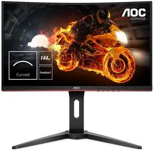 AOC C24G1 144hz Curved - Amazon prime €135
