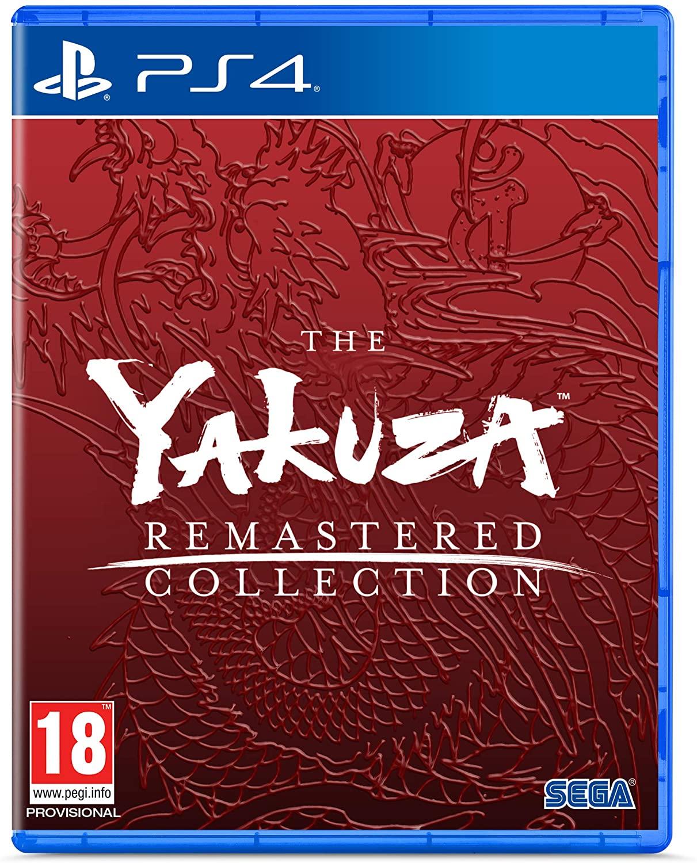 Yakuza Remastered Collection Standard Edition PS4
