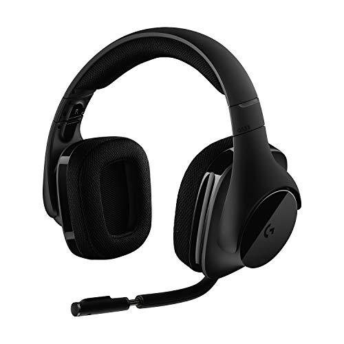 Logitech G533 Słuchawki bezprzewodowe. Amazon Prime