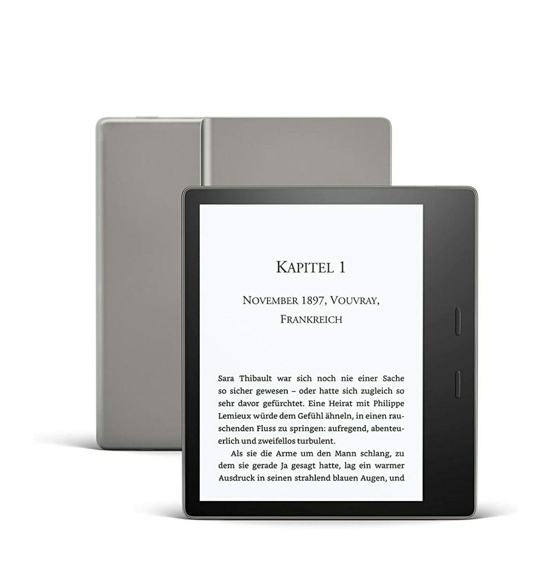 Amazon Prime Day, Kindle Oasis 3 155,96 EUR