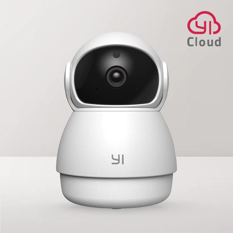 YI Dome Guard Camera AI-Powered 1080p